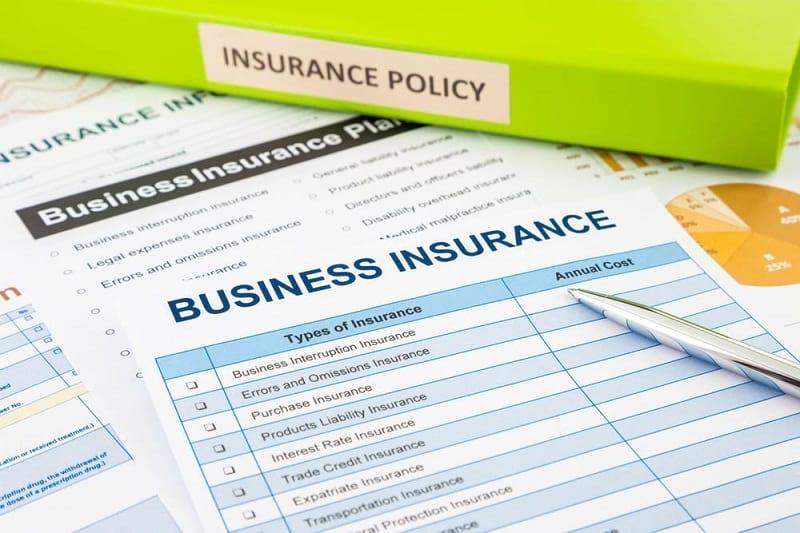 contoh asuransi bisnis