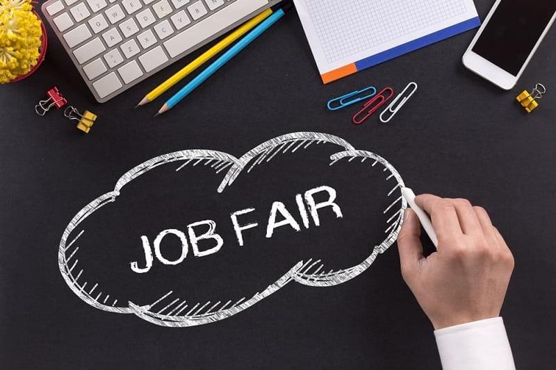 contoh cv untuk job fair