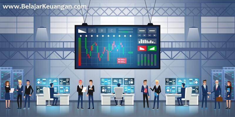 hidup dari trading saham