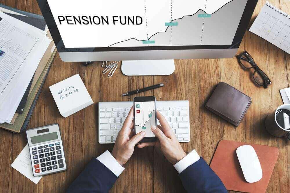sistem pembayaran dana pensiun