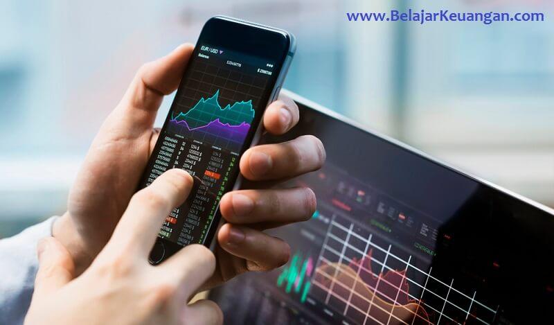trading saham online modal kecil